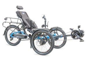 e-bike_ICE Adventure mit Shimano Steps E6100 Seitenansicht